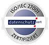 Datenschutz zertifiziert