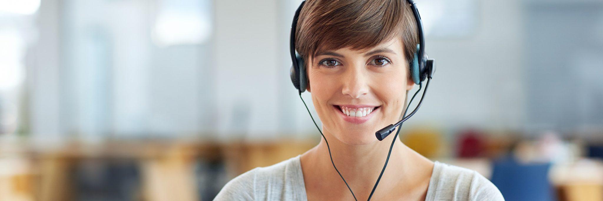Mitarbeiter DGN Kundenservice