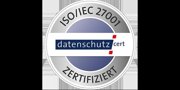 DGN Zertifikat ISO 27001