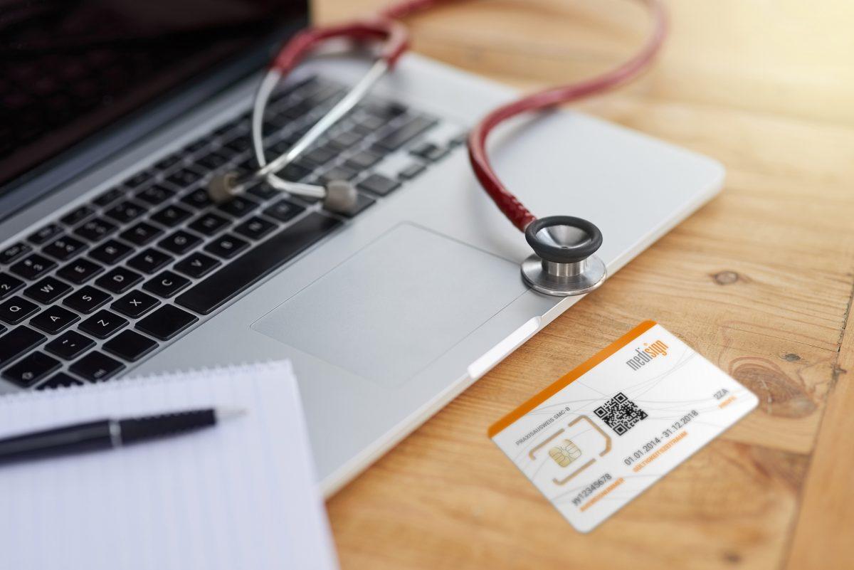 medisign Praxisausweis