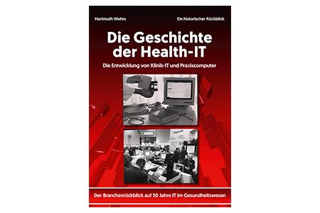 Buch - Geschichte der Health-IT (Quelle: Antares Computer Verlag GmbH)