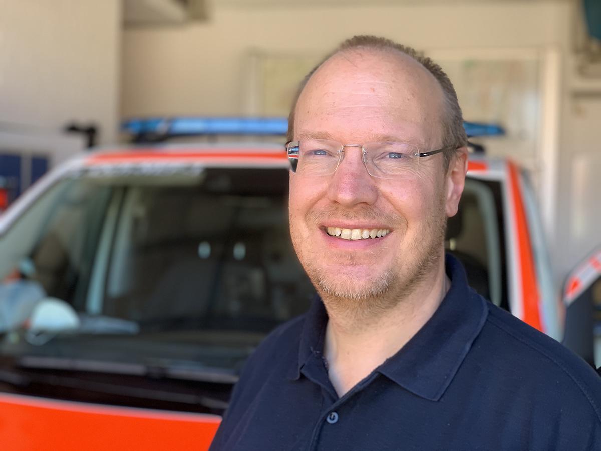 Dr. Thorsten Klüsener
