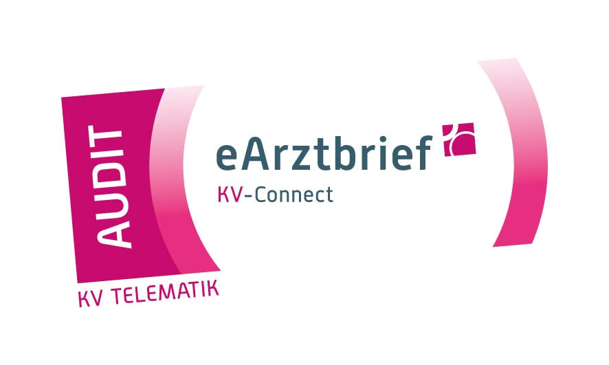 Logo KV-Connect Audit eArztbrief