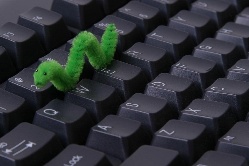 Tastatur Virus
