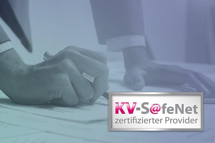 Online abrechnen mit KV-SafeNet