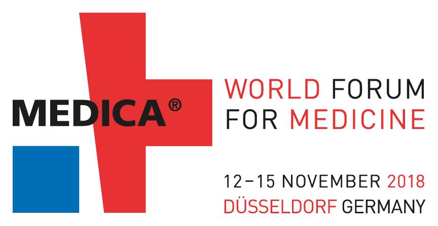 Logo Medica 2018
